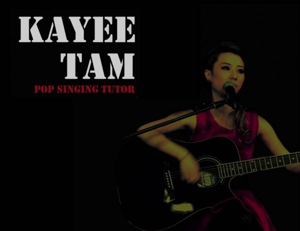 【Vocal Stage】流行歌唱基礎課程 by Kayee Tam
