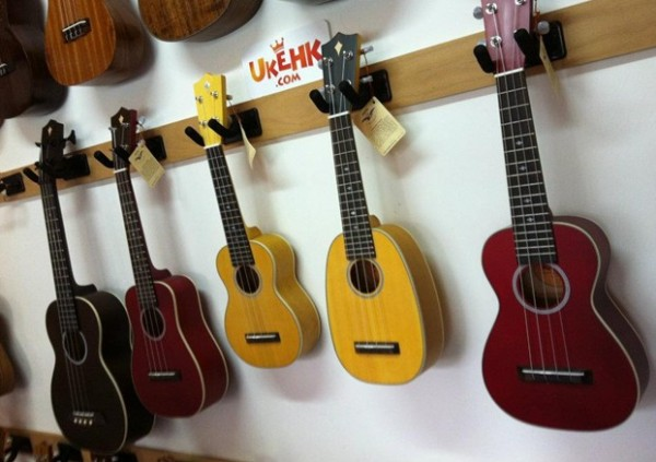 【Hong Kong Ukulele】Ufree 免費 Ukulele 班