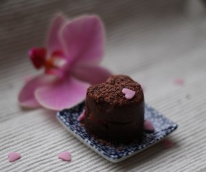 CLASSES Kitchen:給他的 Truffle Chocolate