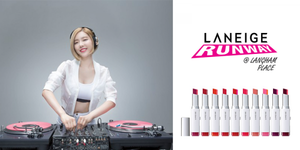 Weekend 好去處:韓流解碼 LANEIGE 2-Tone Fashion Show 引發K-Beauty熱潮